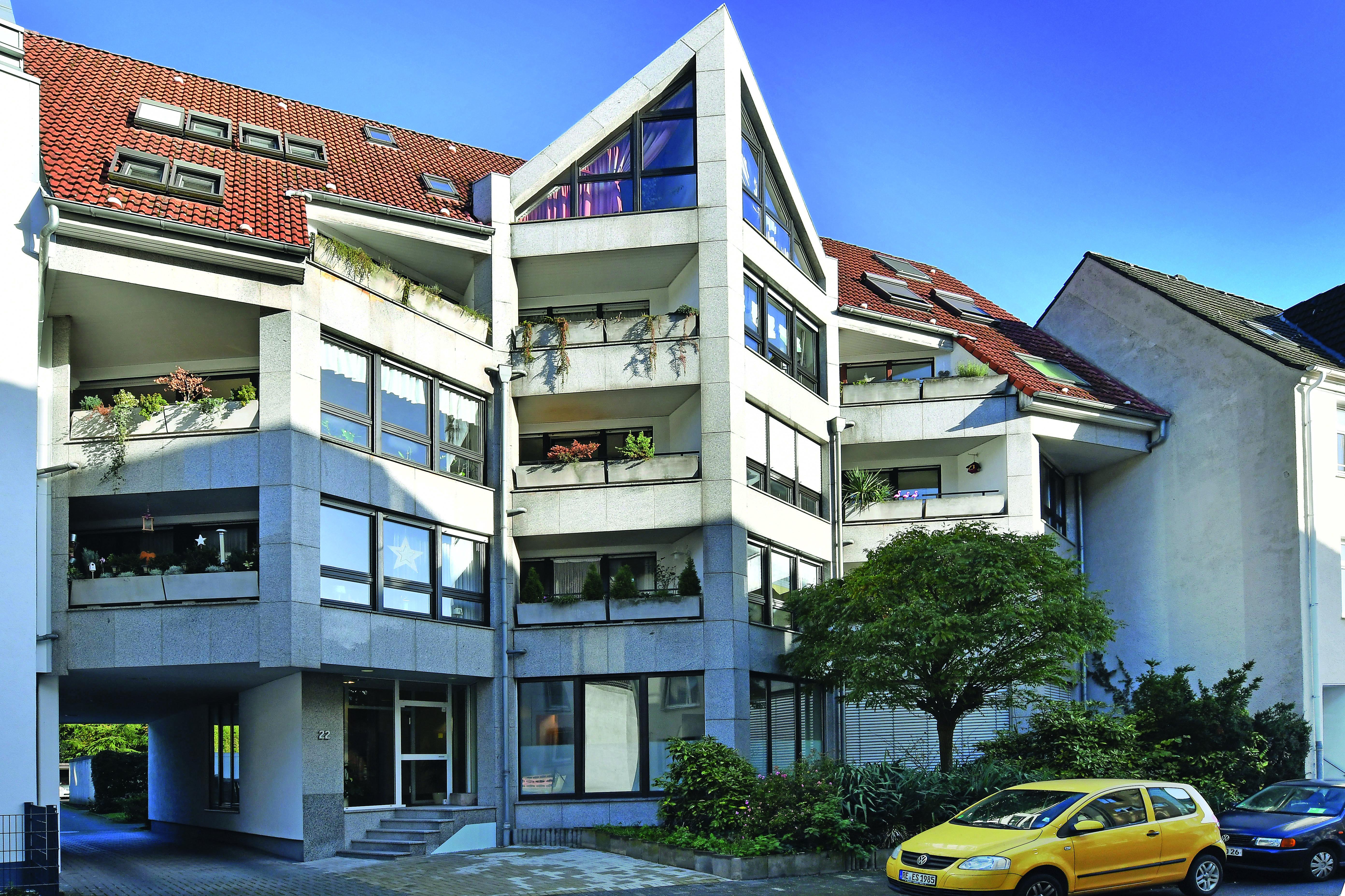 Fachgerechte Verwaltung und Werterhaltung Ihrer Immobilie
