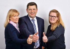 Vest Hausverwaltung Rainer Beier KG - Ein erfahrenes Team
